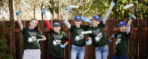 Komachin Middle School Day of Caring
